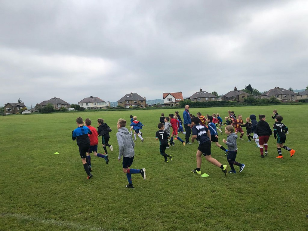 New Year Soccer Schools 2019