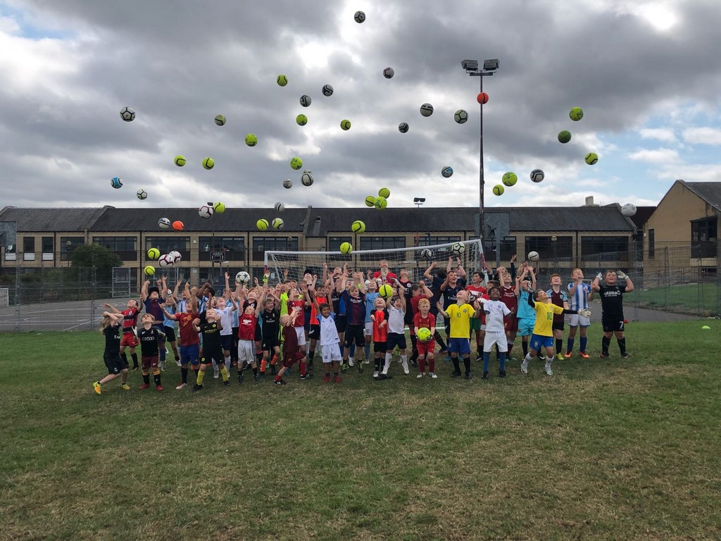 Easter Soccer Schools 2019