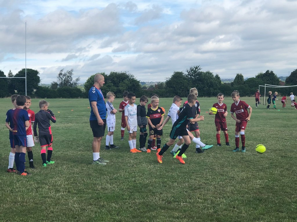 October 2018 Half Term Soccer Schools
