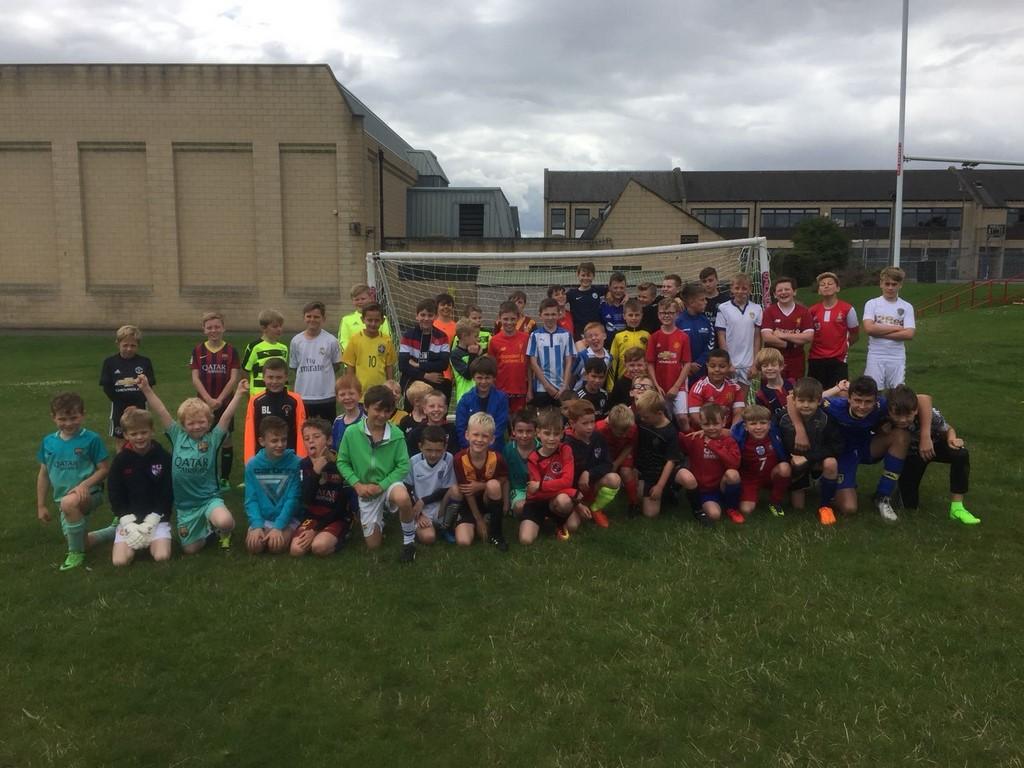 February Soccer Schools